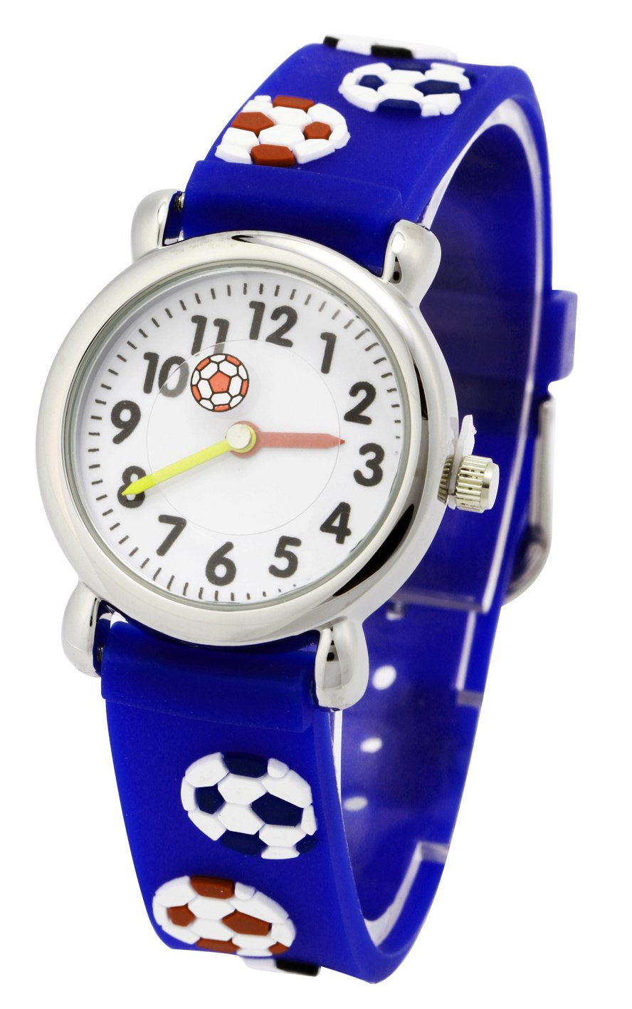 cap jacques girls set watches boys collections gift watch kids farel soccer