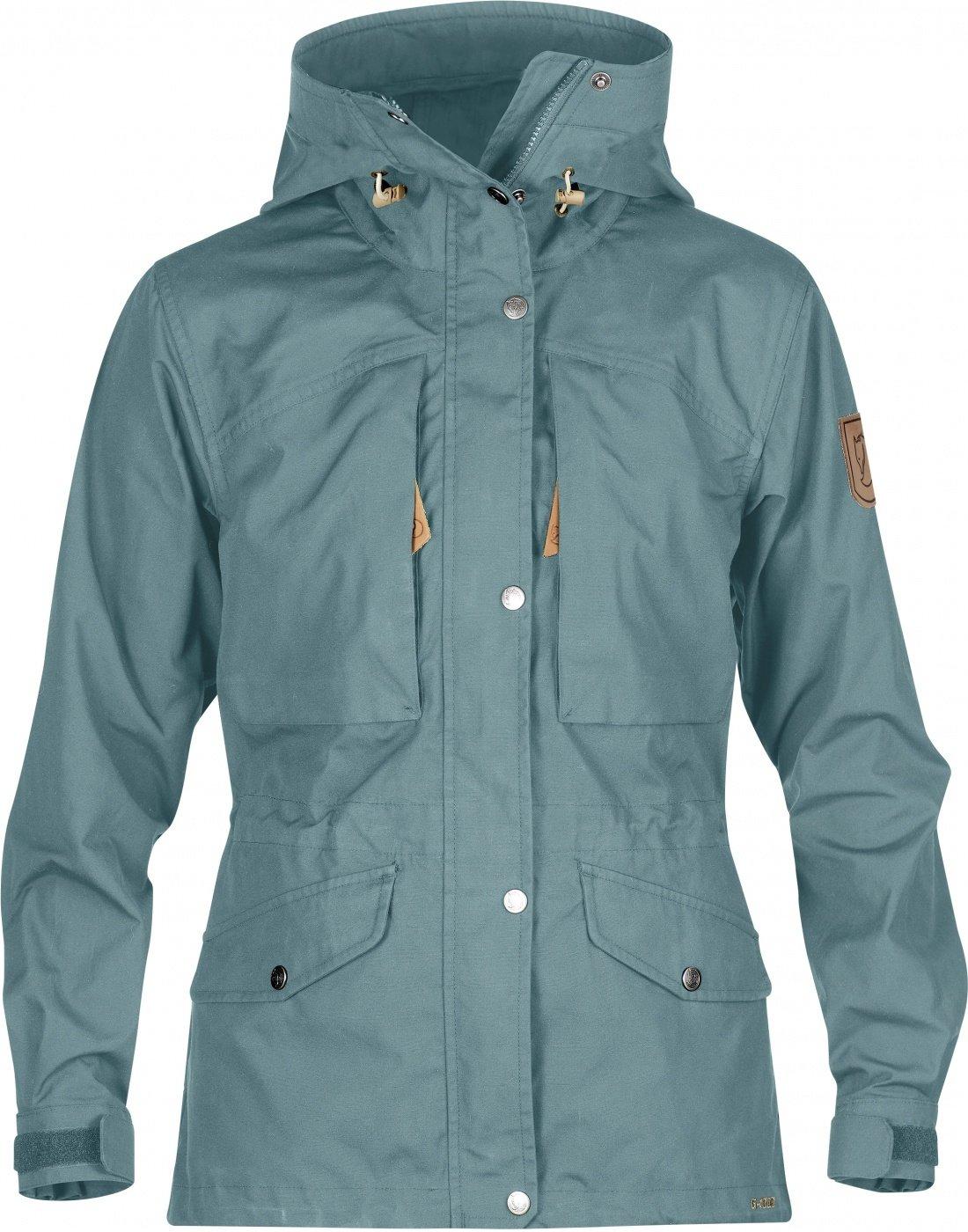 Fjallraven Singi Trekking Jacket - Women's Frost Green X-Small