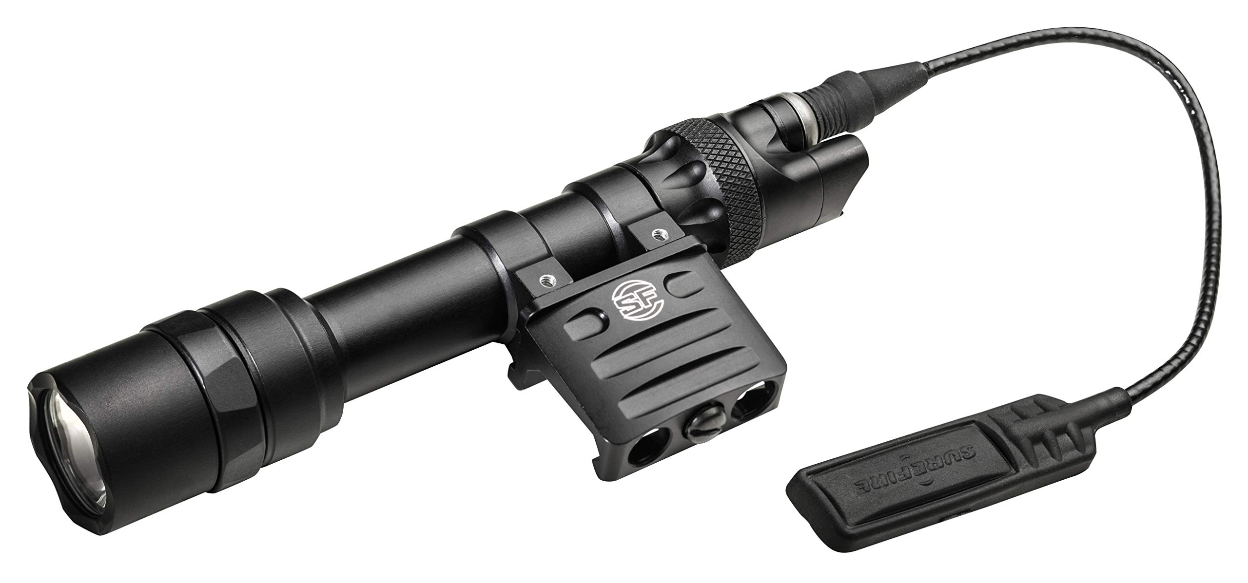 SureFire M600 Scout M612U Ultra Scout Light with RM45 Low Profile Mount and DS07 Switch, Black