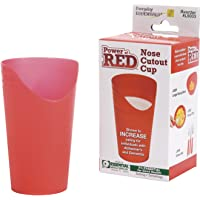 Essential Medical Supply Power of Red Nose Cut Out Cup for Alzheimers and Dementia