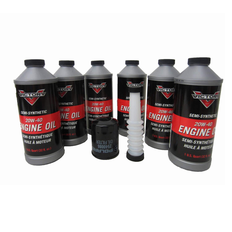 Victory Kit de cambio de aceite: Amazon.es: Coche y moto