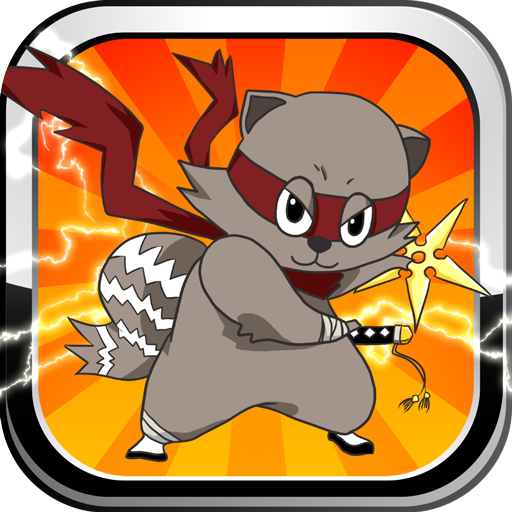 Raccoon Ninja Master: Addition Subtraction Games and Problems for Fast Basic Kindergarten Math Lessons