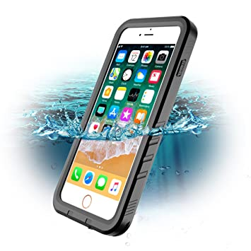iphone 7 coque imperméable