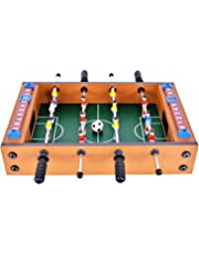 "Winmax Mini Football Table MDF Durable Game 14.5""x 8.5""x 3.5""Fun Birthday Holiday Presents Football Table"