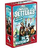 Pegasus Spiele 51965G - Imperial Settlers - Die magische 3