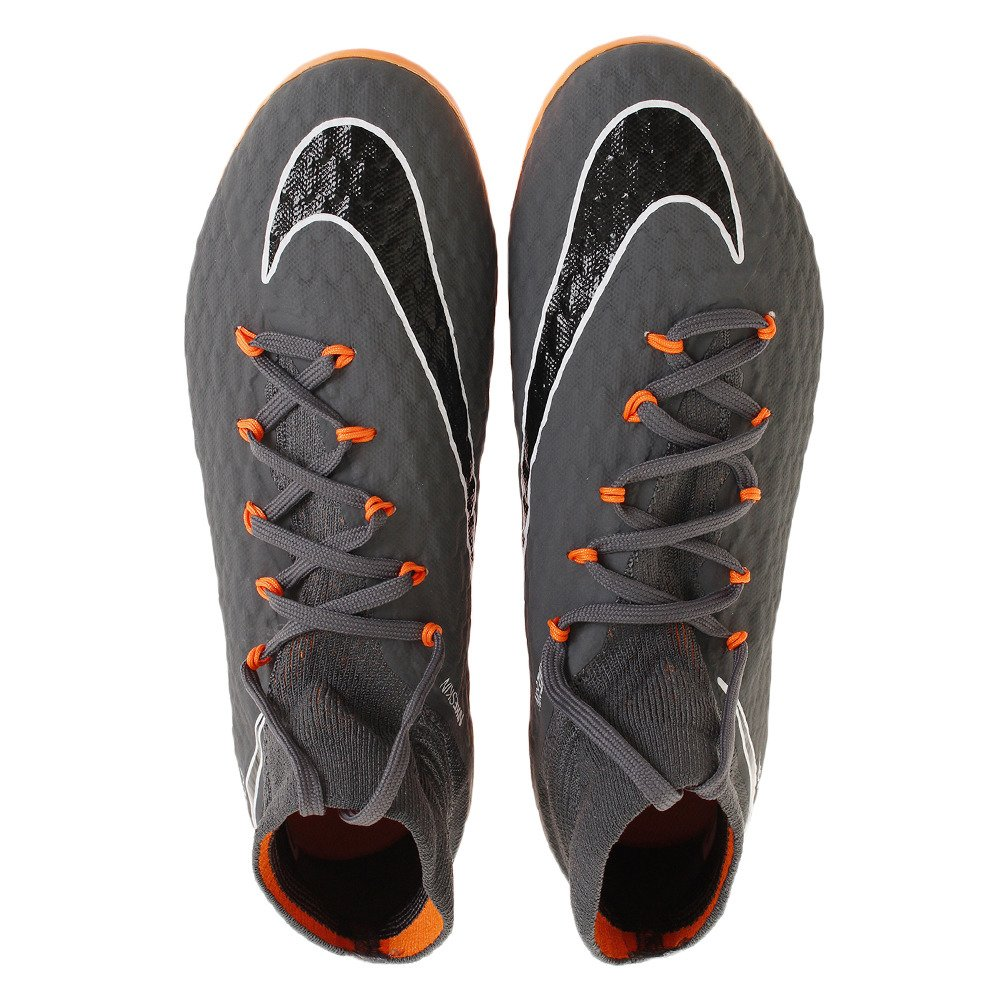 best service fb64f f81a5 NIKE Men s Phantom 3 Pro Df Agpro Fitness Shoes Dark Grey  Amazon.co.uk   Shoes   Bags