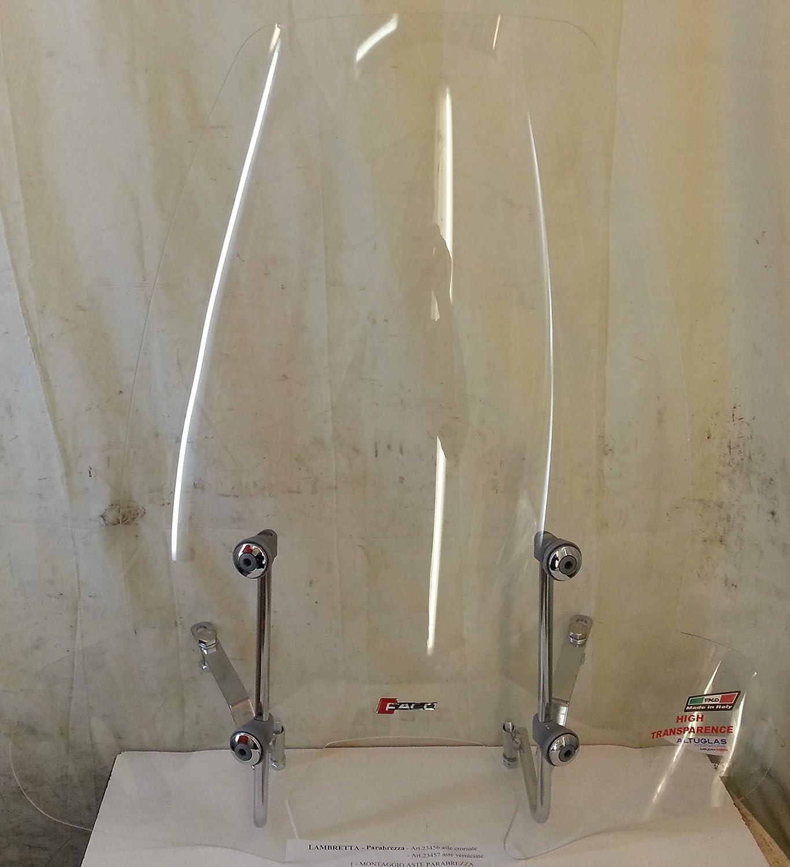 23456 PARABREZZA LAMBRETTA V 125 SPECIAL//V 200 SPECIAL 125//150 cc 50 SPECIAL//V ART