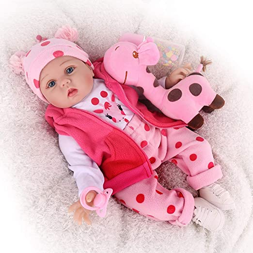CHAREX Reborn Baby Doll (Lucy), 22