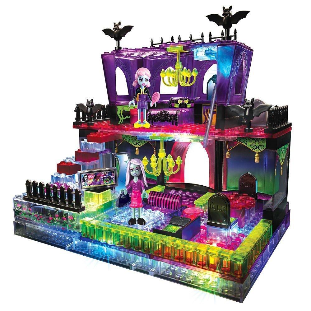 Cra-Z-Art Lite Brix Moonlight Mansion