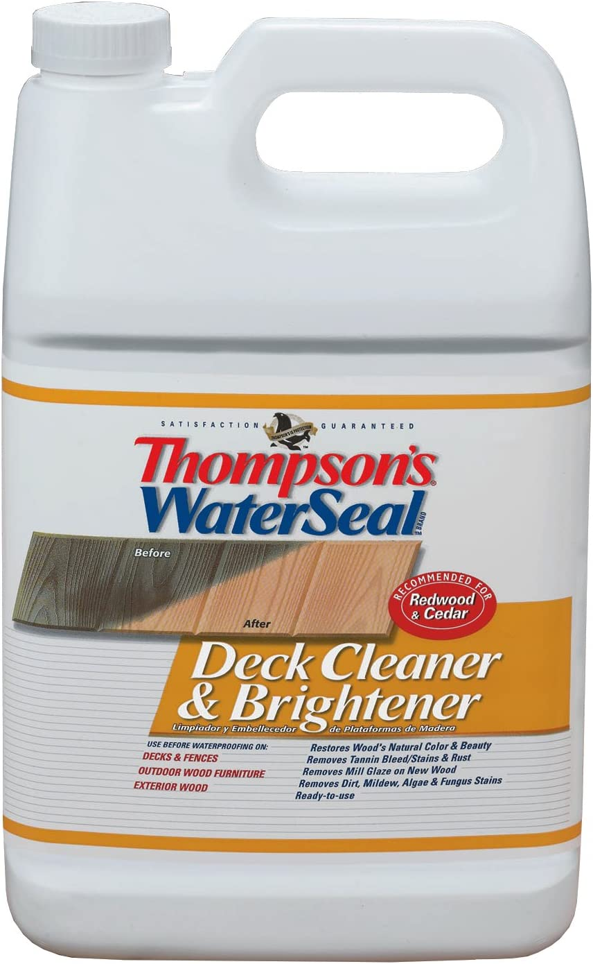 Thompson s Water Seal waterseal Deck Cleaner and Brightener, TH.087711 – 16