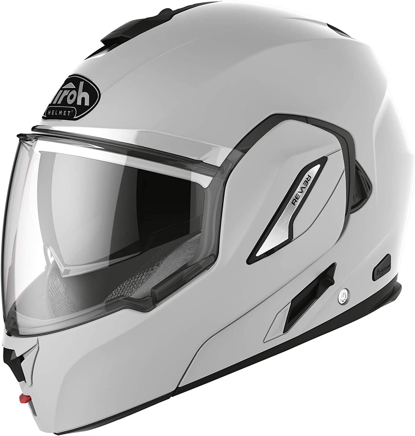 AIROH HELMET REV 19 COLOR CONCRETE GREY MATT S