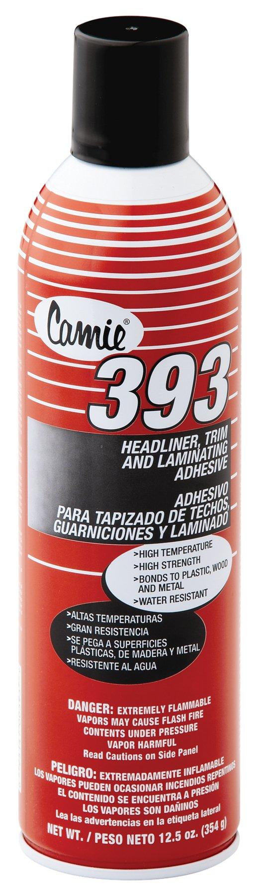 Camie 393 Headliner, Trim and Laminating Adhesive by Camie