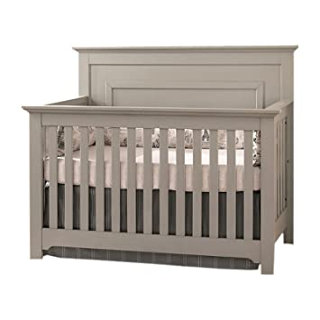 Amazon.com: Munire Chesapeake Full Panel cuna, gris: Baby