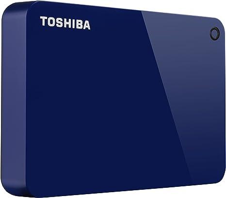 Toshiba Canvio Advance - Disco Duro Externo (3000 GB, 2.5