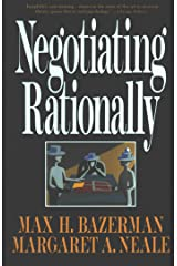 Negotiating Rationally Kindle Edition