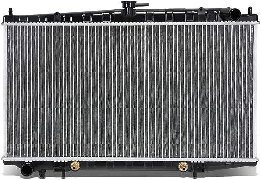 DNA Motoring OEM-RA-2470 Aluminum Core Radiator DPI