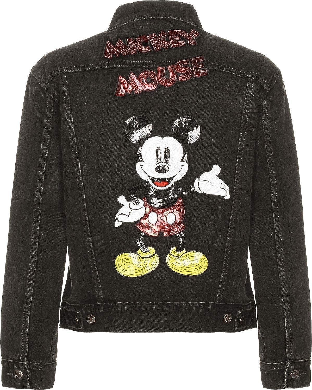 levis premium jeans jacke mickey mouse