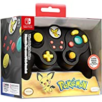 PDP Wired Fight Pad Pro for Nintento Switch - Pichu Edition, 500-100-NA-D11 - Nintendo Switch