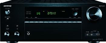 Onkyo TX-NR757 7.2 Ch. 4K Ultra HD A/V Receiver + $50 GC