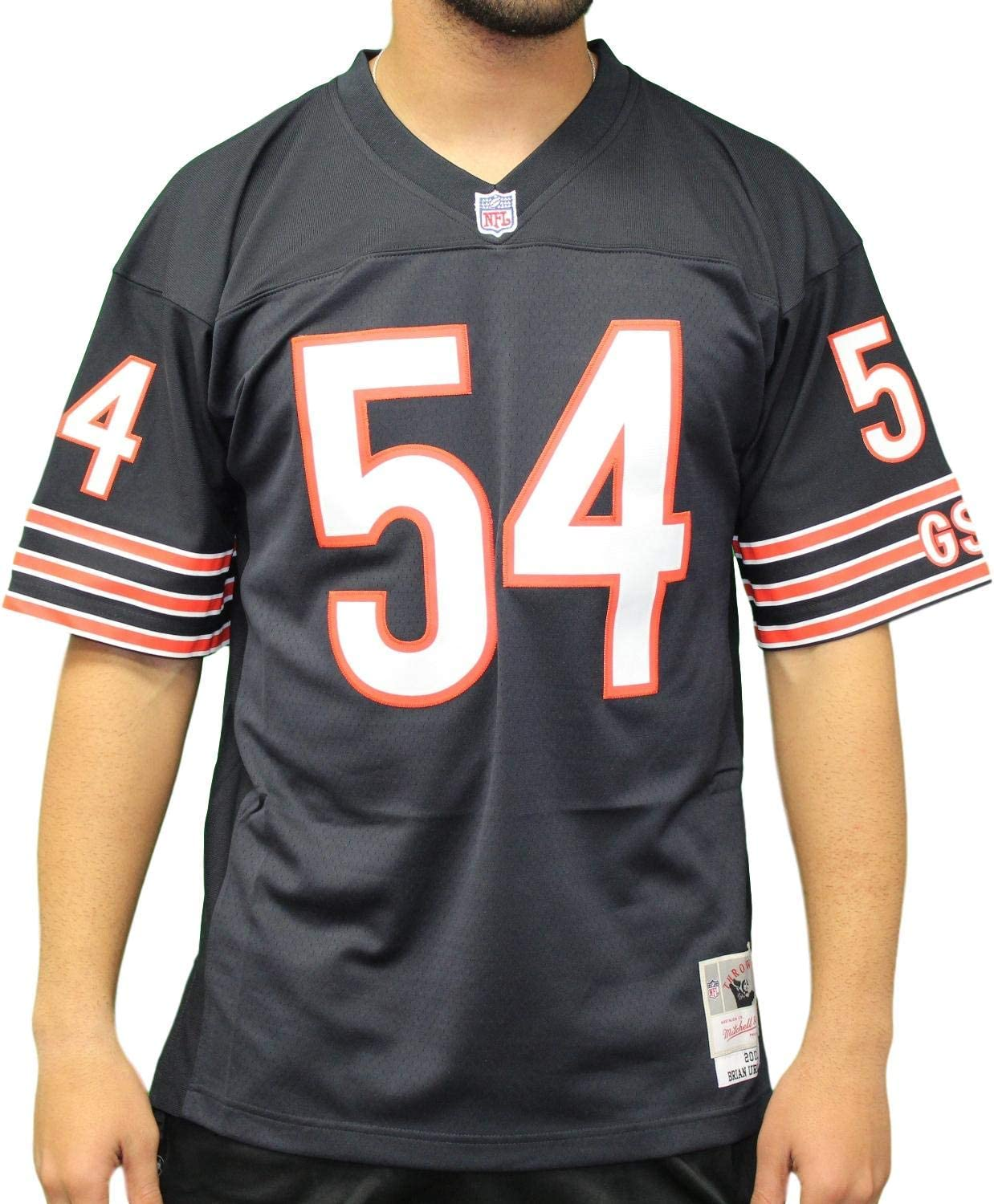 chicago bears throwback jersey