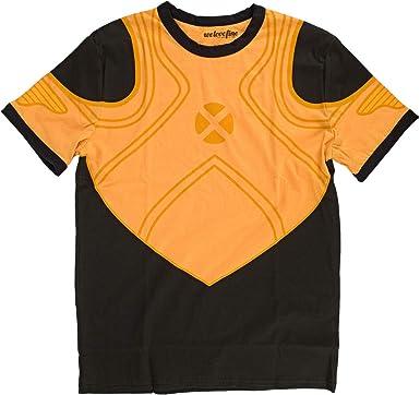 Marvel X-Men I Am Wolverine Camiseta Amarilla Para Hombre | 2XL: Amazon.es: Ropa y accesorios