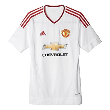 Adidas Mens Climacool Manchester United Away Replica Soccer Jersey Small