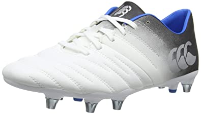 04bd57cfa63 Canterbury CCC Phoenix 2.0 SG Rugby Boot - Optic White (9.5 D (M)