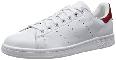 adidas Stan smith S75562, Basket, Blanc, 38 2/3 EU: Amazon ...