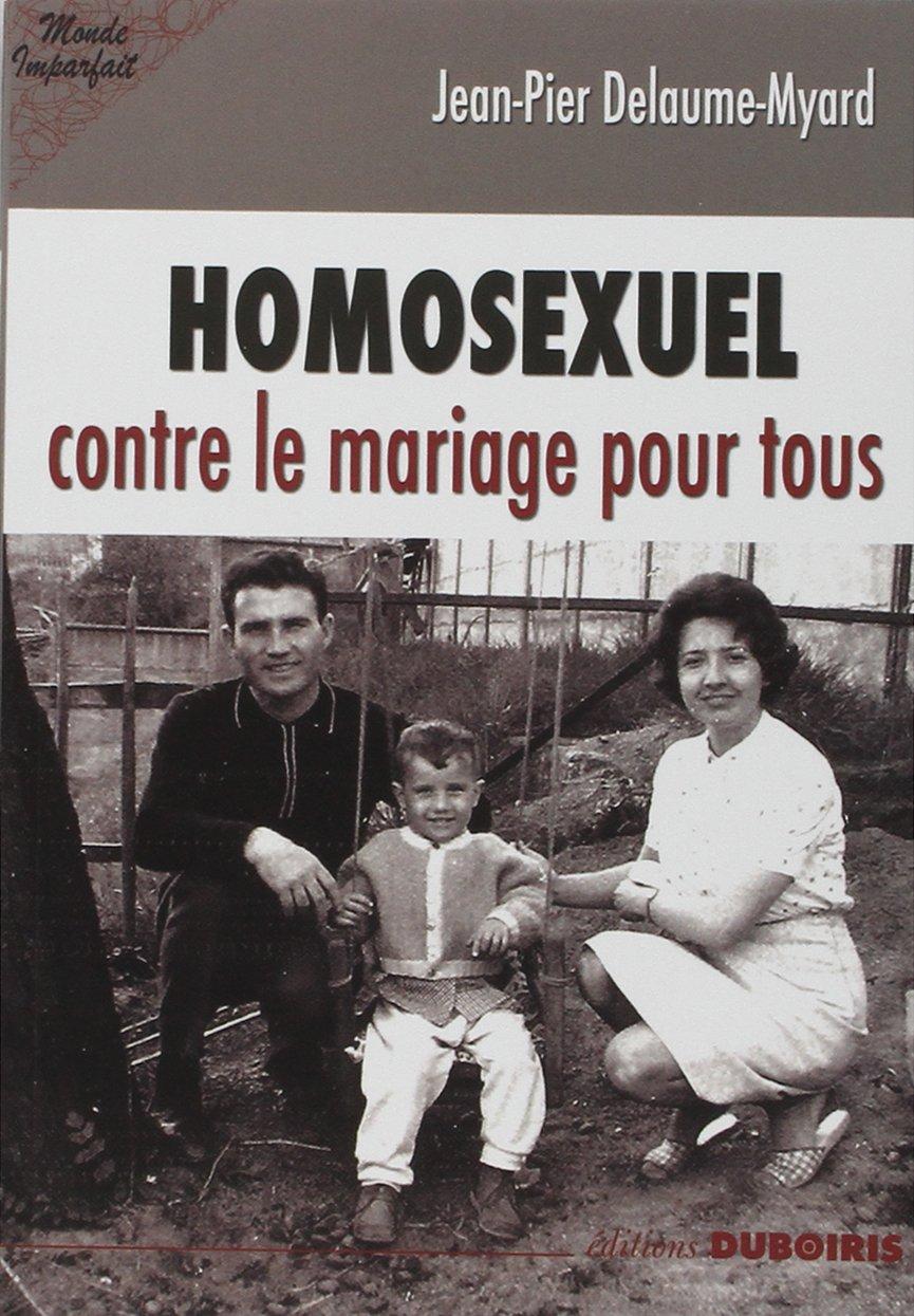 Mots d auteurs sur le marriage homosexual marriage