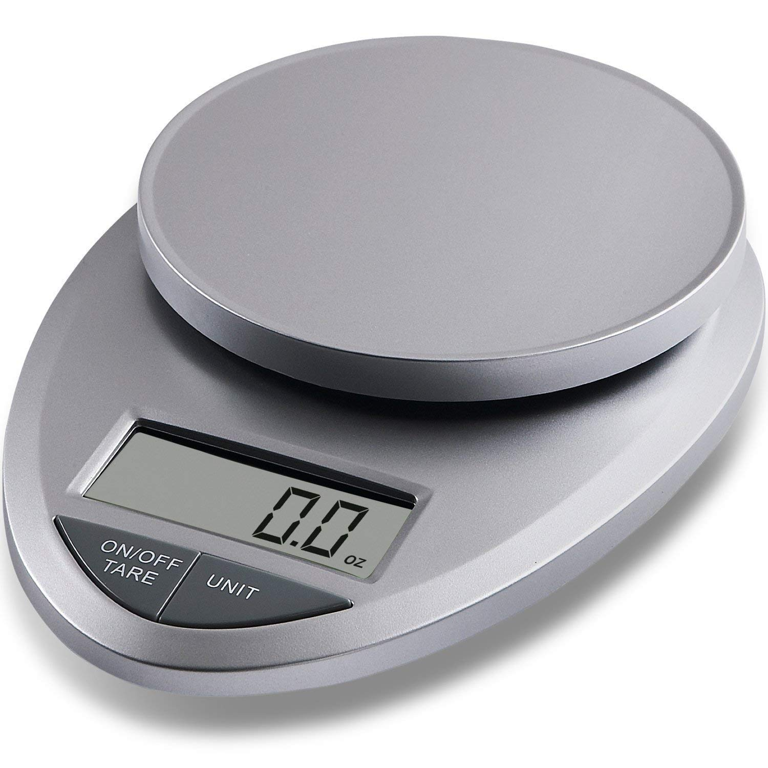 EatSmart ESKS-01Precision Pro Digital Kitchen Scale, White