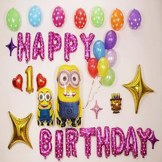 Fiestas de cumpleaños infantiles, decoraciones sede ...