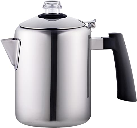 Cook N Home Stovetop Coffee Percolator
