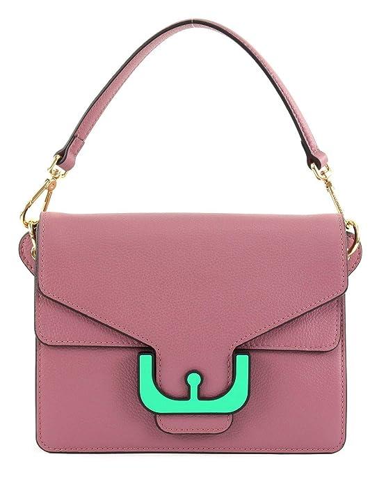 Coccinelle Ambrine Graphic Small Hand Bag Acai: Amazon.it