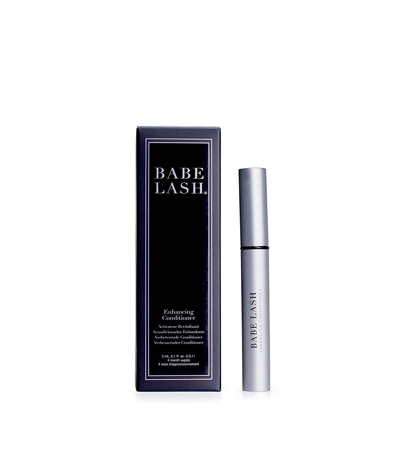 c94c5d0147f Babe Lash (3 mL) Enhancing Conditioner | Eyelash Enhancing Formula |  Companion to Eyelash Serum: Amazon.ca: Beauty