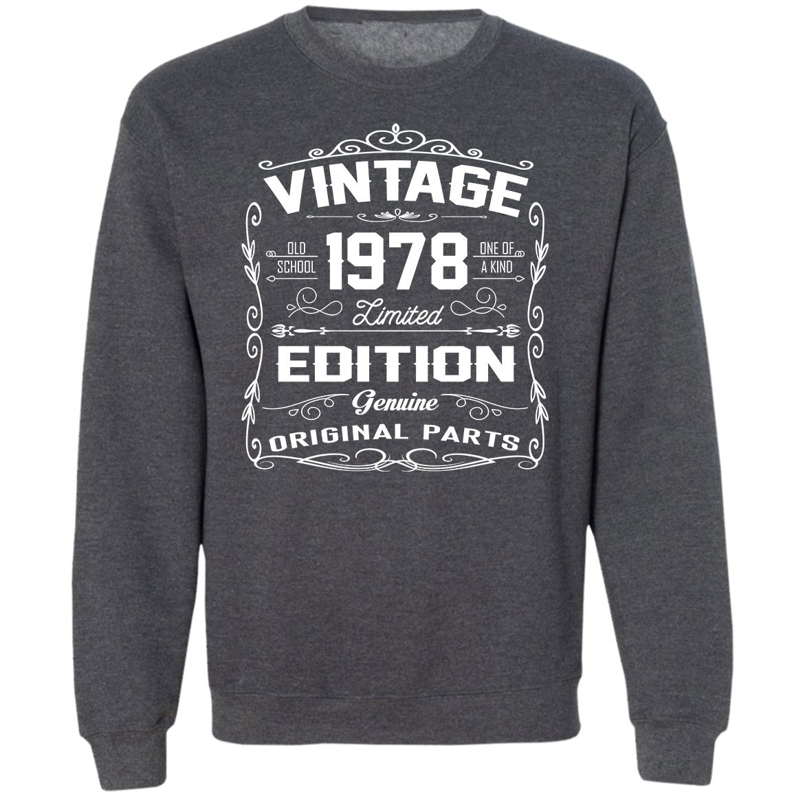 VADOBA Vintage 1978 Limited Edition Shirts Awesome Gifts For Birthday Sweatshirt