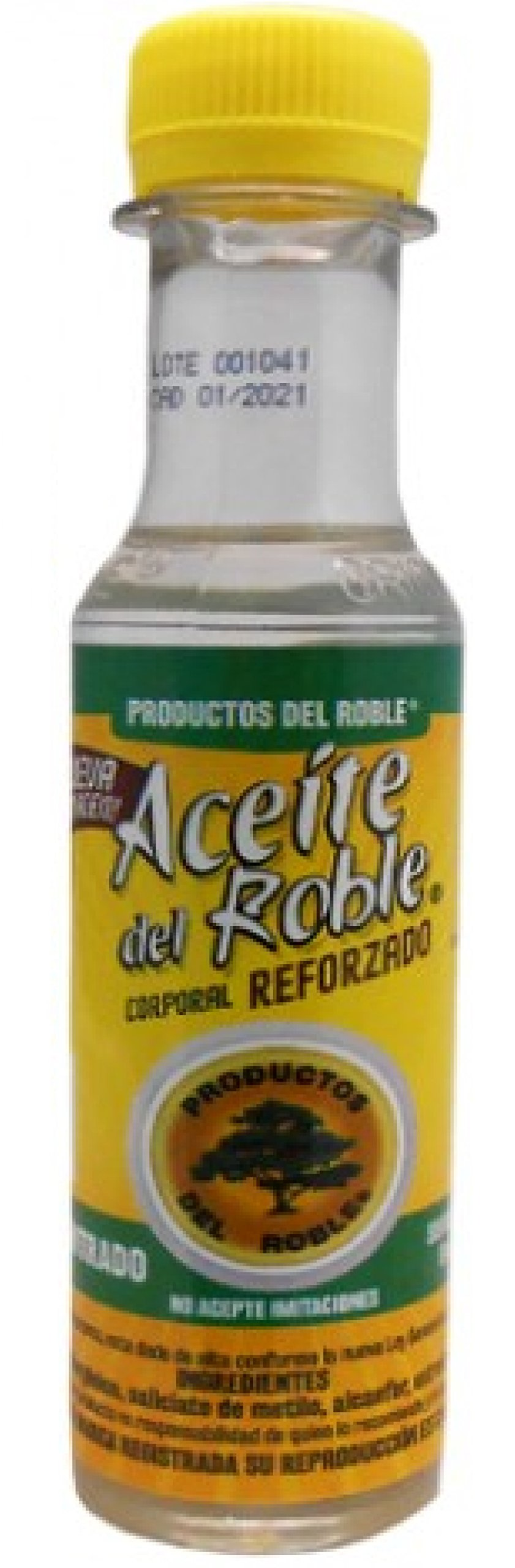 Reinforced Body Oak Oil for Cramps Arthritic pain and Inflammation 150ml, Aceite del Roble Corporal