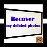 Recover my deleted photos