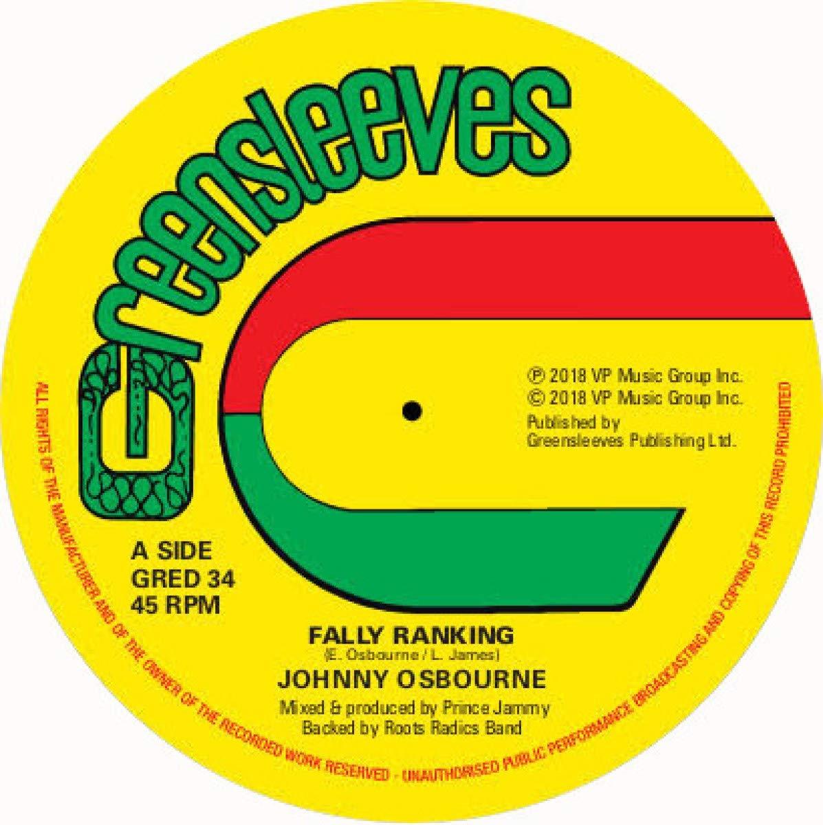Fally Ranking : Johnny Osbourne: Amazon.es: Música