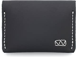 product image for Waskerd Men's Dupont 2-Pocket Slim Cash Wallet
