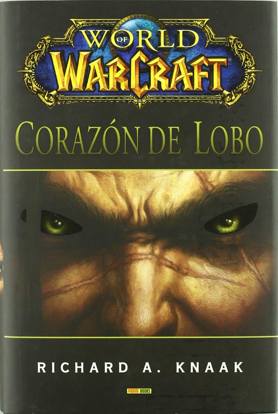 todos los libros de warcraft en español