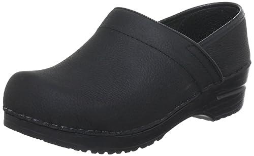SanitaPROFESSIONAL - Mocasines - Black: Amazon.es: Zapatos y ...