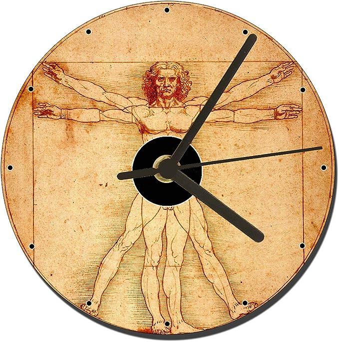 El Hombre De Vitruvio The Vitruvian Man LUomo Vitruviano Leonardo ...