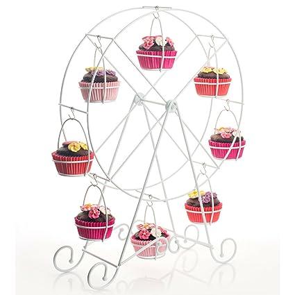 Melidoo Stand Base para cupcake muffin postres: Amazon.es: Hogar