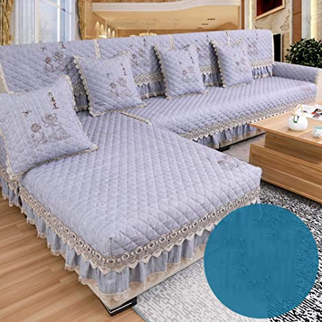Superb Amazon Com Over Pk Non Slip Cloth Sofa Cover Stain Caraccident5 Cool Chair Designs And Ideas Caraccident5Info
