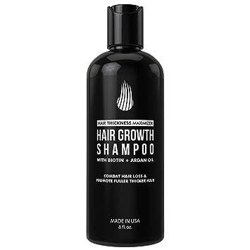 Amazon.com: Champú para el crecimiento del cabello para ...