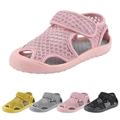 d82f2b1de2aa7 Qimaoo Chaussures de Plage Bébé Enfant Fille Garçon