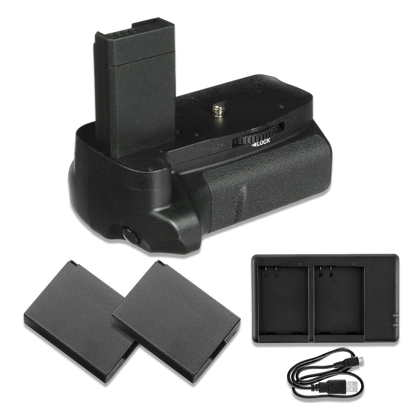 Amazon.com: Pro Camera - Empuñadura de batería de repuesto ...