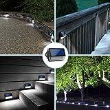 LOHAS LED Solar Lights Outdoor Waterproof