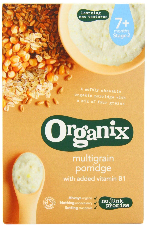 Organix Stade Multigrain Porridge 2 200G