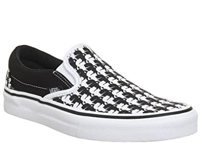 Amazon.com | VANS Karl Lagerfeld Classic Slip-On Womens Size 6.5 ...